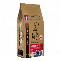 LINCOLN JUNIOR LARGE BREED LAMB & RICE 12kg