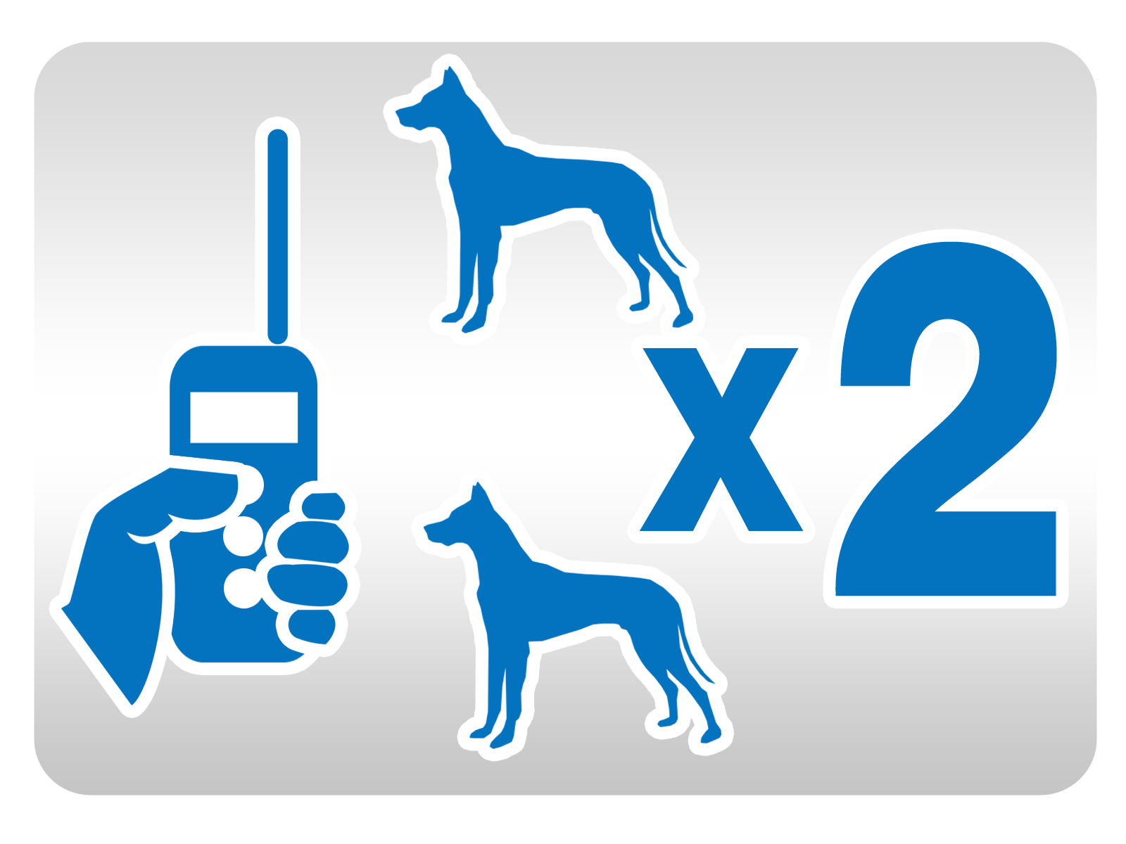 Dla dwóch psów